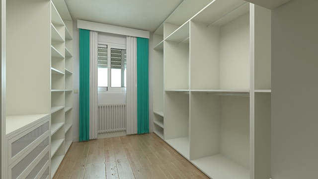 Med skydedøre byg selv skab Garderobe indretning
